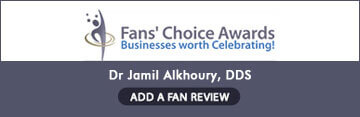 Walnut Creek TMJ Dentist - Fans' Choice Awards