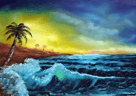 Dr. Jamil Alkhoury Picture Art The Sea
