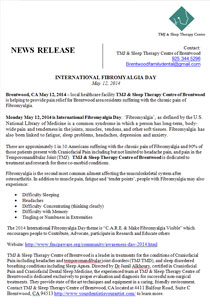 Brentwood Family Dental Media & Events - News Release