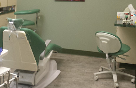 Dentist Brentwood - Surgery Room