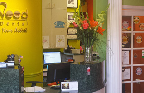 Dentist Brentwood The Reception Room 3