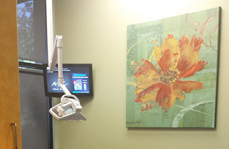 Dentist Brentwood A Wall Painting 2