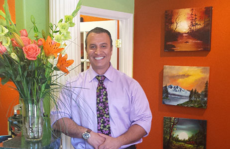 Dr. Jamil Alkhoury at Dentist Brentwood